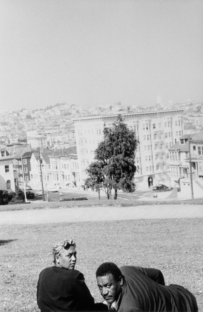 رابرت فرانک. سن فرانسیسکو، 1956