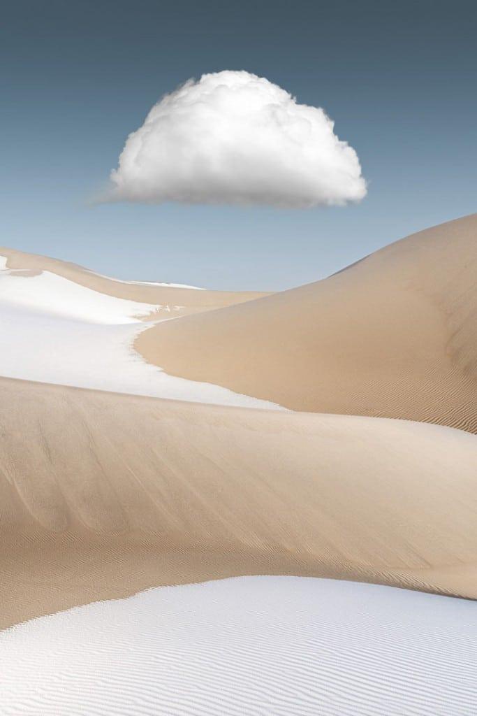 Yang Guang از چین. صحرای Badain Jaran، چین. رتبه سوم بخش «عکاس منظره سال 2019»
