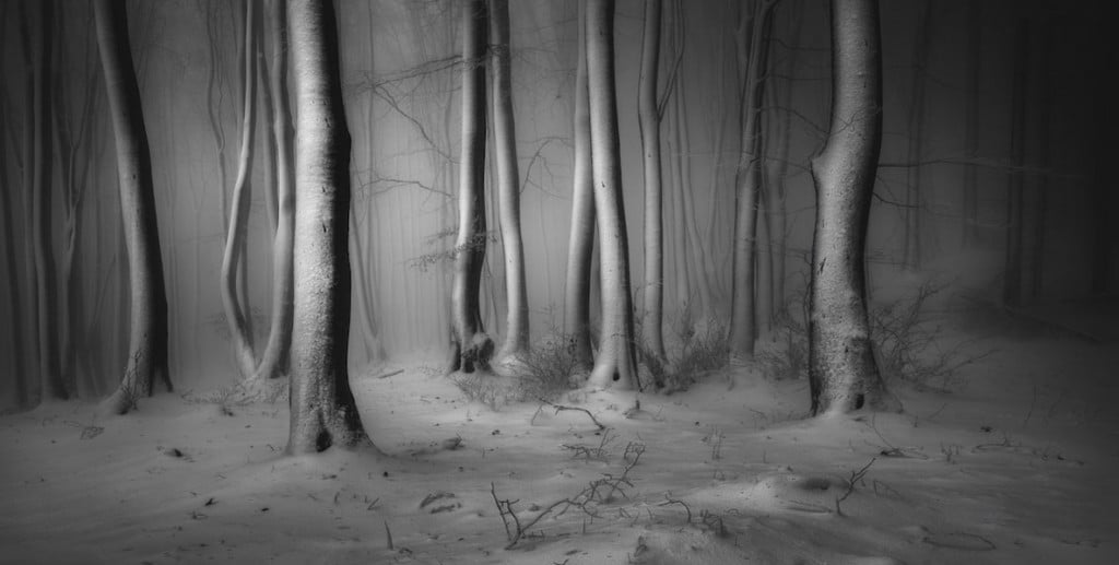 Veselin Atanasov از بلغارستان. بالکان مرکزی، بلغارستان. برنده بخش ویژه «برف و یخ» مسابقه عکاسی عکاس منظره سال 2019