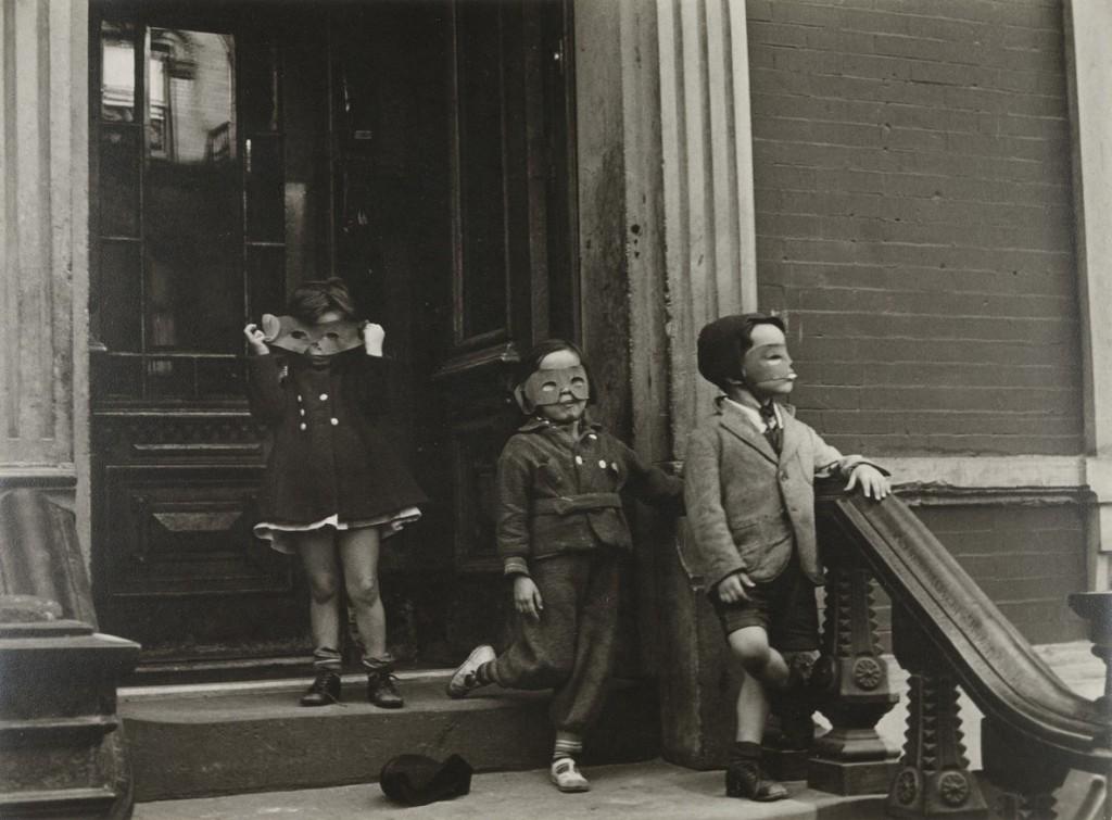 هلن لویت. نیویورک، 1939
