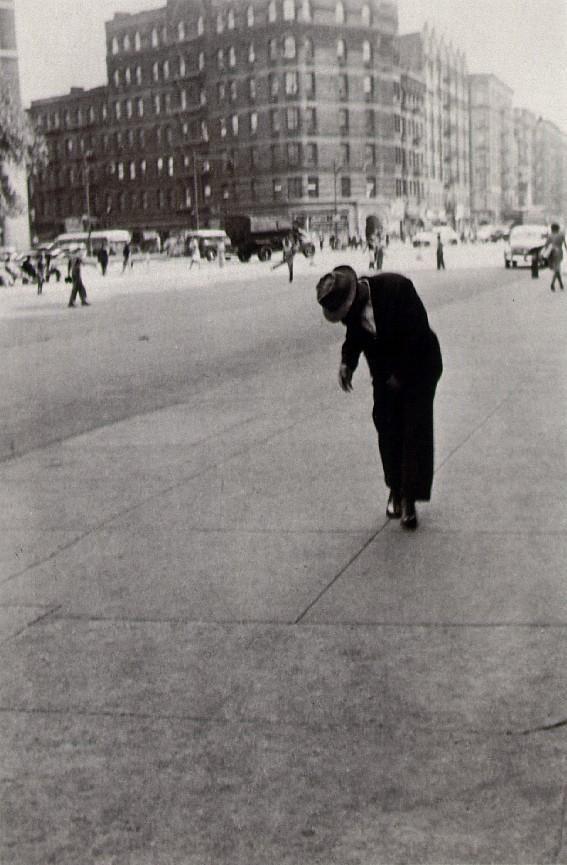 هلن لویت. نیویورک، حوالی 1940
