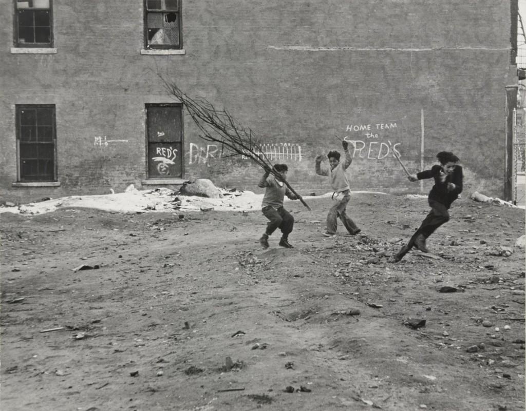 هلن لویت. نیویورک، 1940