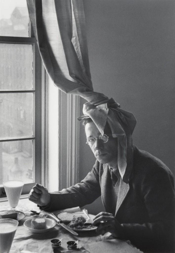 هلن لویت. پرتره واکر اونز، نیویورک، حوالی 1940
