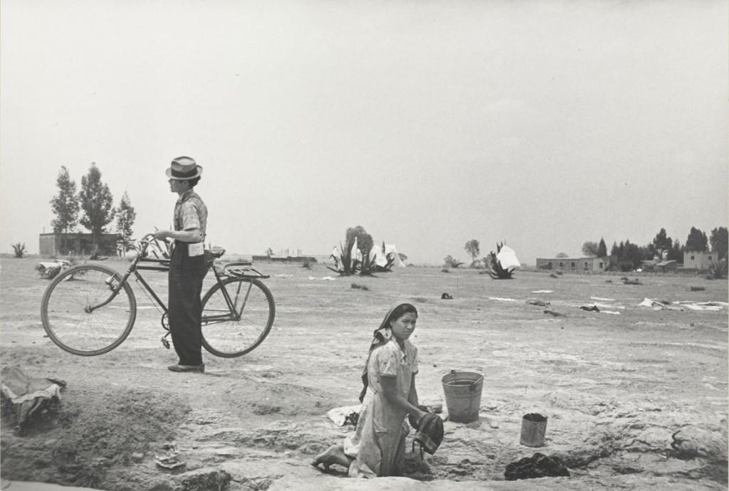 هلن لویت. مکزیک، 1941