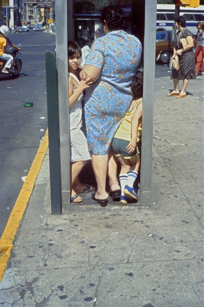 هلن لویت. نیویورک، 1988