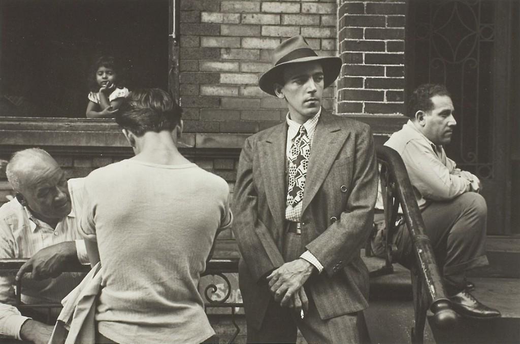 هلن لویت. نیویورک، حوالی 1945