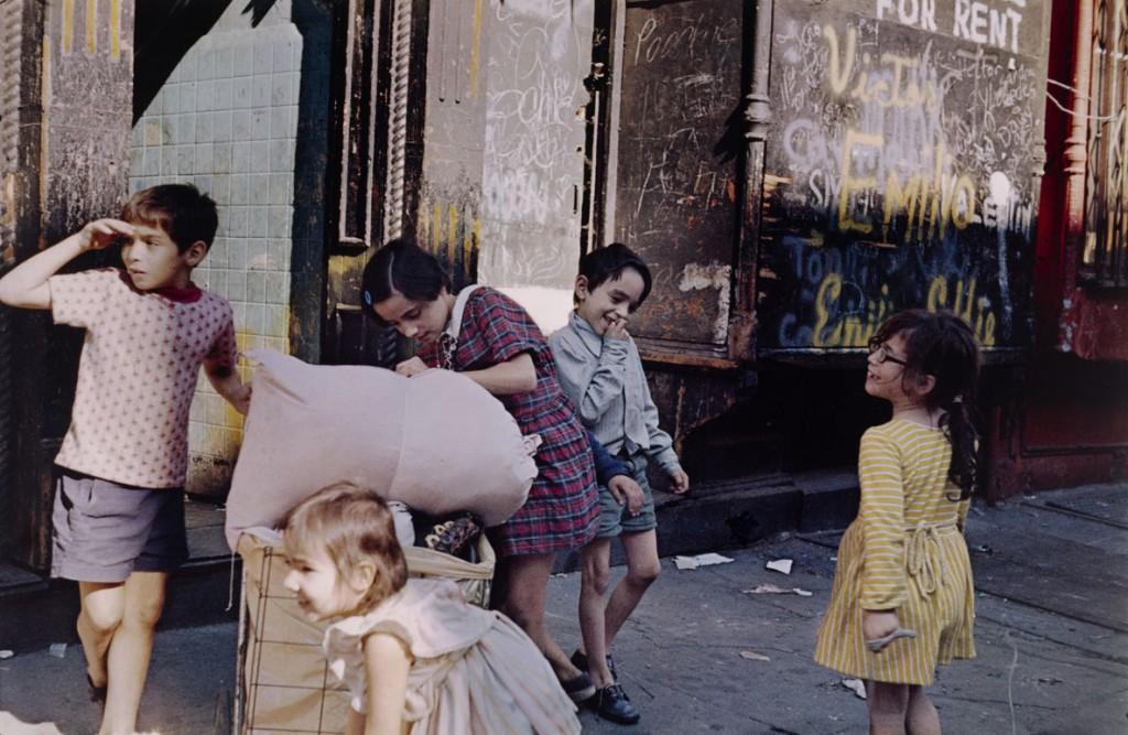هلن لویت. نیویورک، 1972