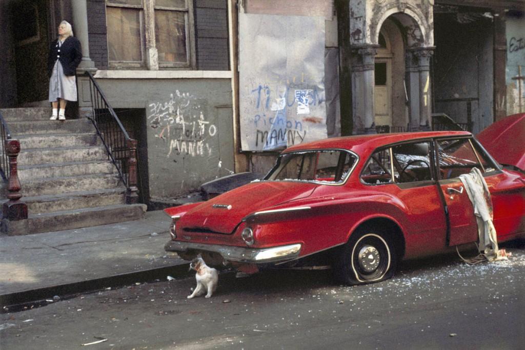 هلن لویت. نیویورک، 1973