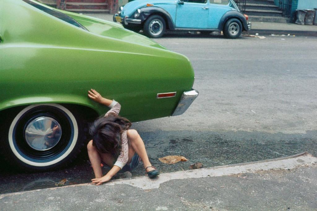 هلن لویت. نیویورک، 1980