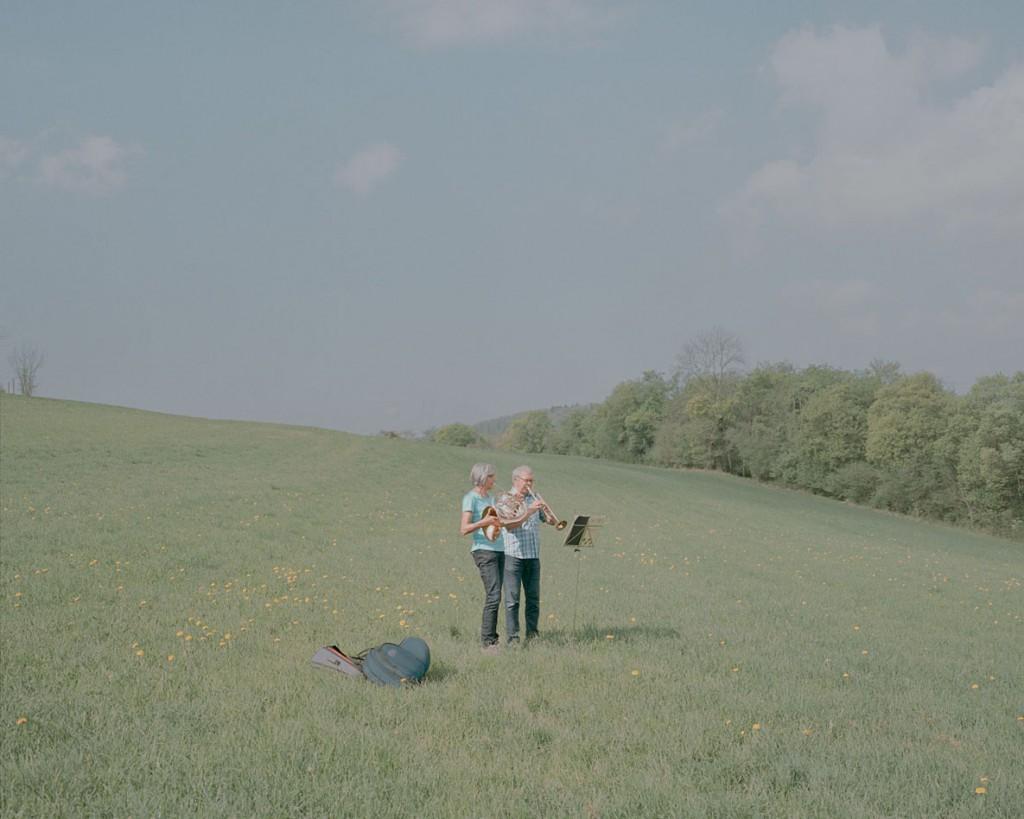 Ingmar Björn Nolting از آلمان. از مجموعهی Measure and Middle - A Journey through Germany during the Covid-19 Pandemic. یکی از 10 برگزیده مسابقه عکاسی برگزیده منتقدان لنزکالچر 2020
