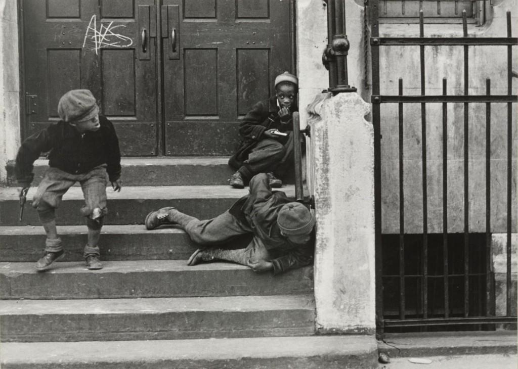 هلن لویت. نیویورک، 1938