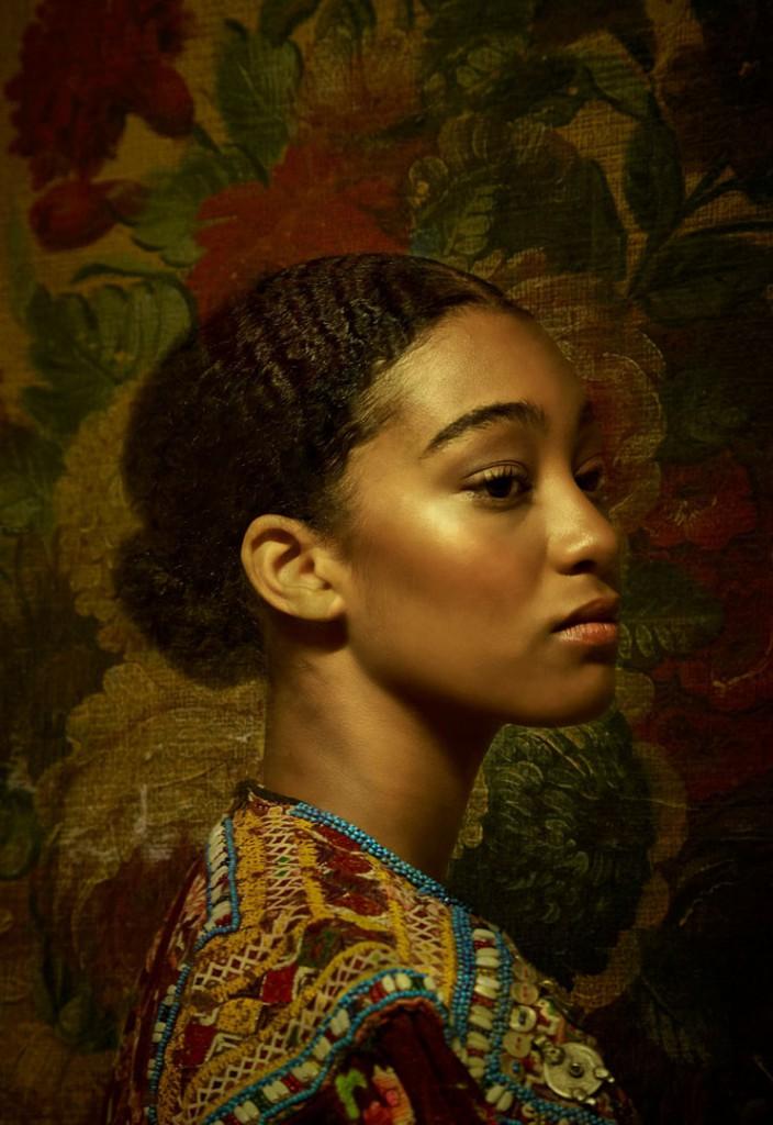 Maxine Helfman از آمریکا. بدون عنوان، پرتره. یکی از 10 برگزیده مسابقه عکاسی برگزیده منتقدان لنزکالچر 2020