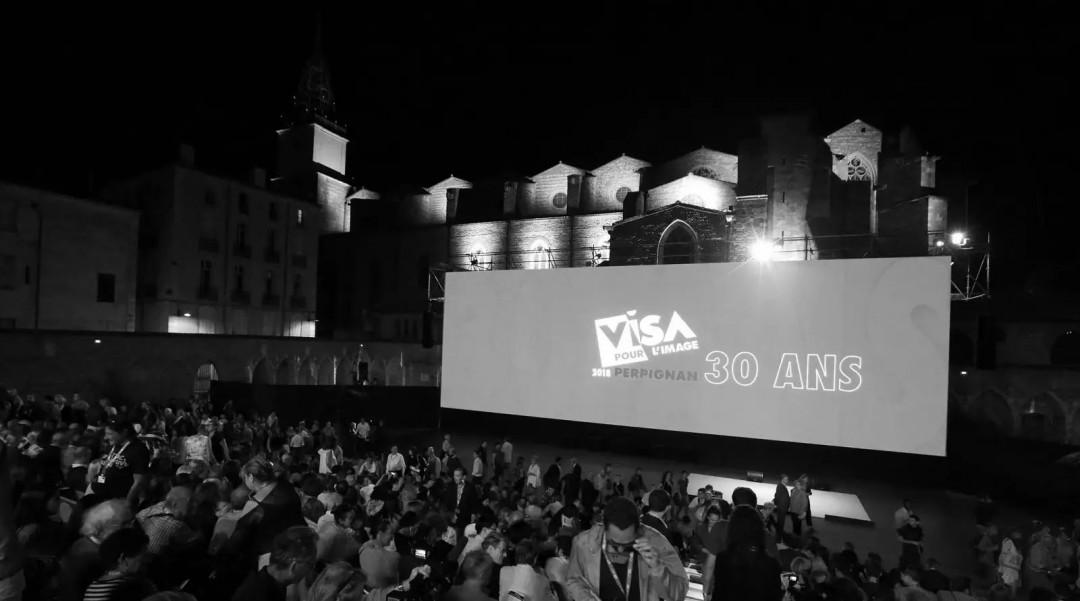 نمایش پردههای جشنواره عکاسی خبری ویزا پور ایماژ برای اولین بار بهصورت آنلاین