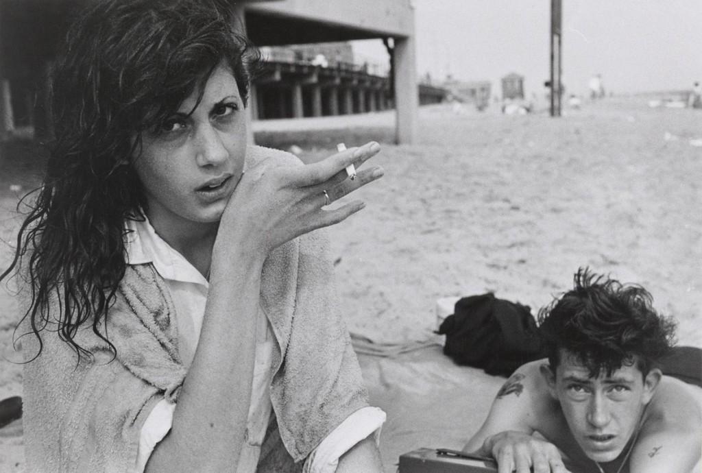 بروس دیویدسن. گنگ بروکلین، کُنی آیلند، نیویورک، 1959