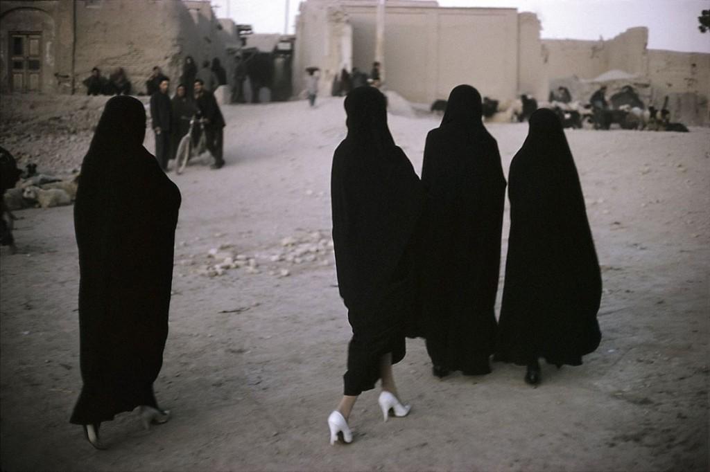 بروس دیویدسن. ایران، 1964