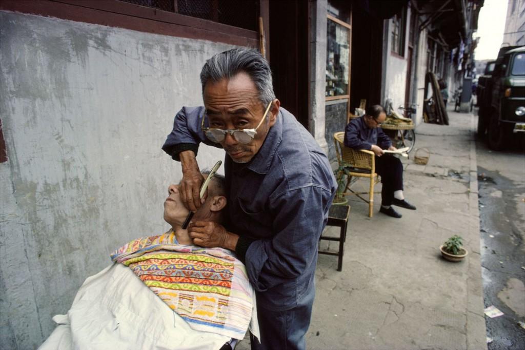 بروس دیویدسن. چین، 1979