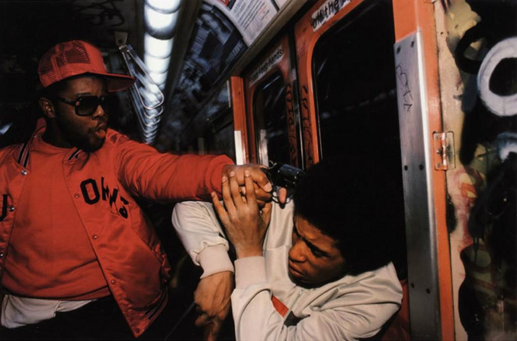بروس دیویدسن. از مجموعهی «مترو» (1980)