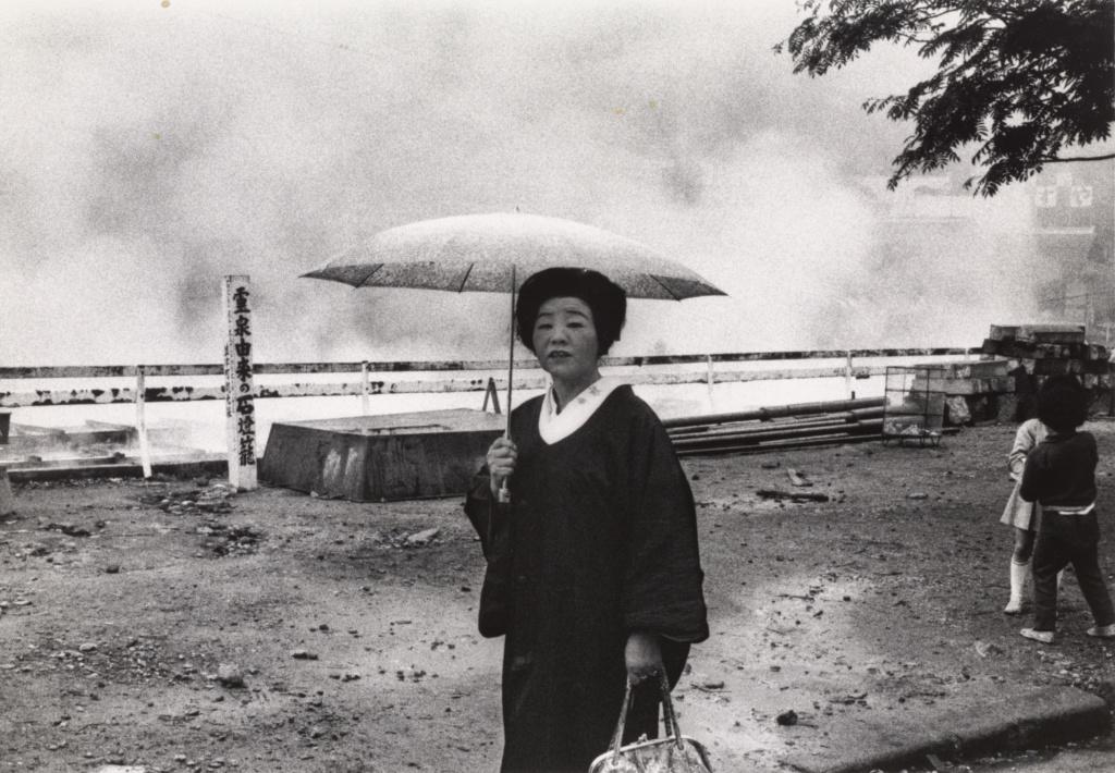 هیرومی تسوچیدا. زوکوشین، کوساتسو، 1973. از مجموعهی زوکوشین، خدایان زمین (1976)