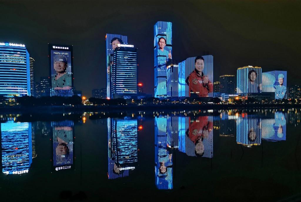AFP. فوژو، استان فوجیان، چین، 18 مارس 2020