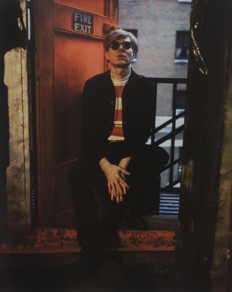 مری کسینداس. اندی وارهل، نیویورکسیتی، 1966