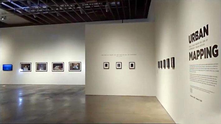 نمایشگاه «شهرنگاشت» در موزه  SMoCA آمریکا