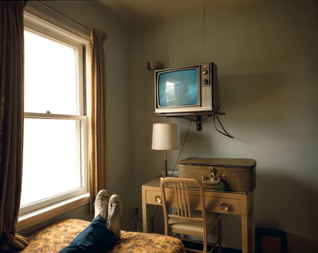 استیون شر. اتاق 125، متل وستبنک، آیداهو فالس، آیداهو، 18 جولای 1973