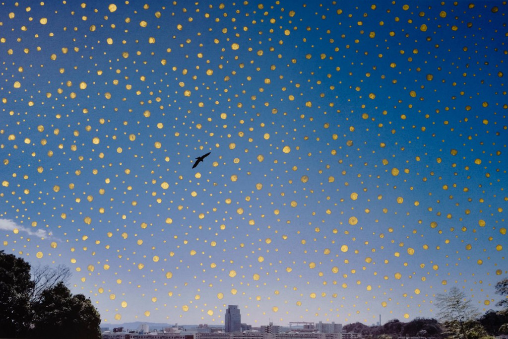 Ritsuko Matsushita از ژاپن. از مجموعه «به آسمان نگاه میکنم و آنها را میبینم که میروند»، از آثار برگزیده داوران مسابقه عکاسی سفر لنزکالچر 2020