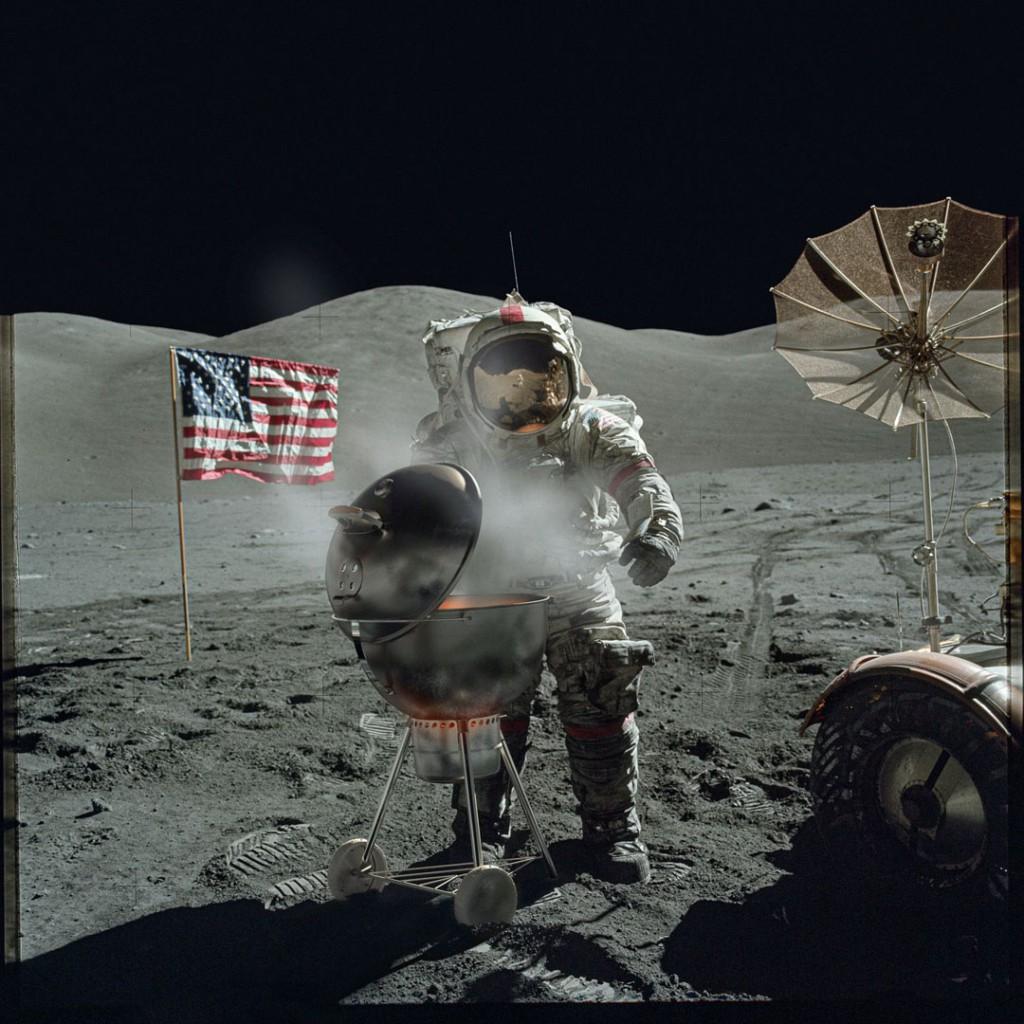 Mark Hamilton Gruchy از ویتنام. از مجموعه Moon Revisited، از فینالیستهای مسابقه عکاسی سفر لنزکالچر 2020
