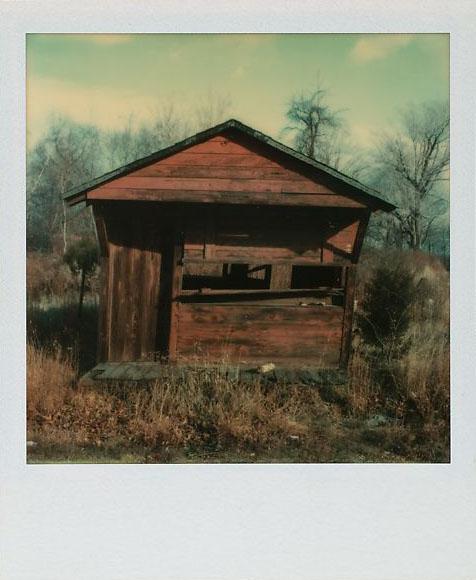 واکر اونز. خانه متروکه، 1973 – 1974، پُلارید
