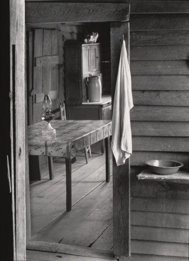 واکر اونز. آشپزخانه یک کشاورز، هیل کانتی، الاباما، 1936