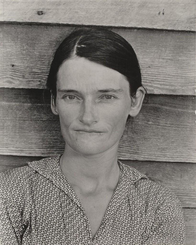 واکر اونز. اَلی مِی باروز، همسر مستأجر زمین زراعی، هِیل کانتی، الاباما، 1936