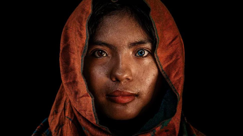 Yose Mirza از اندونزی. پرترهی سا، مقام دوم دسته عمومی/رنگی مسابقه عکاسی HIPA 2020