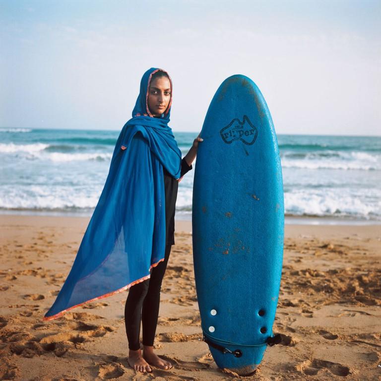 پرتره موجسوار ایرانی چه چیزی از فانتزیهای غربی درباره خاورمیانه فاش میکند؟