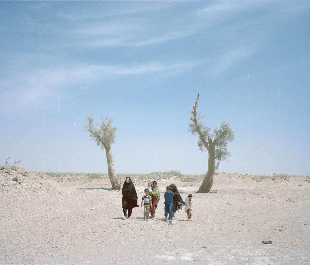 هاشم شاکری. آخرین بازماندگان خانواده سراوانی در سیستان و بلوچستان. از برندگان بخش مجموعهعکس Wellcome Photography Prize 2019