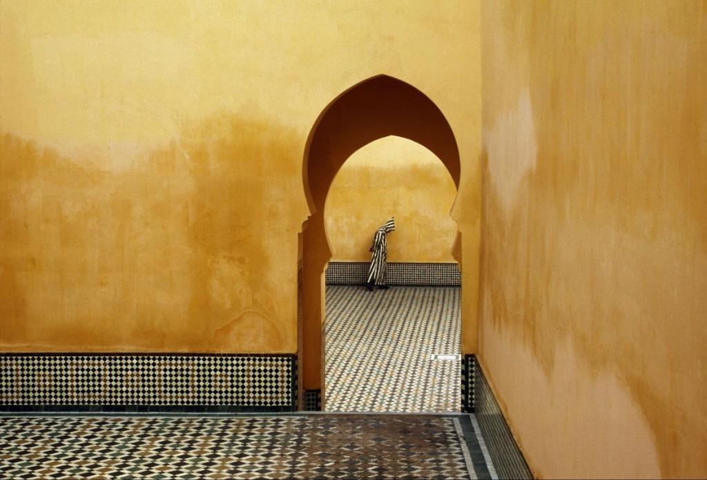 برونو باربی. مراکش، 1985