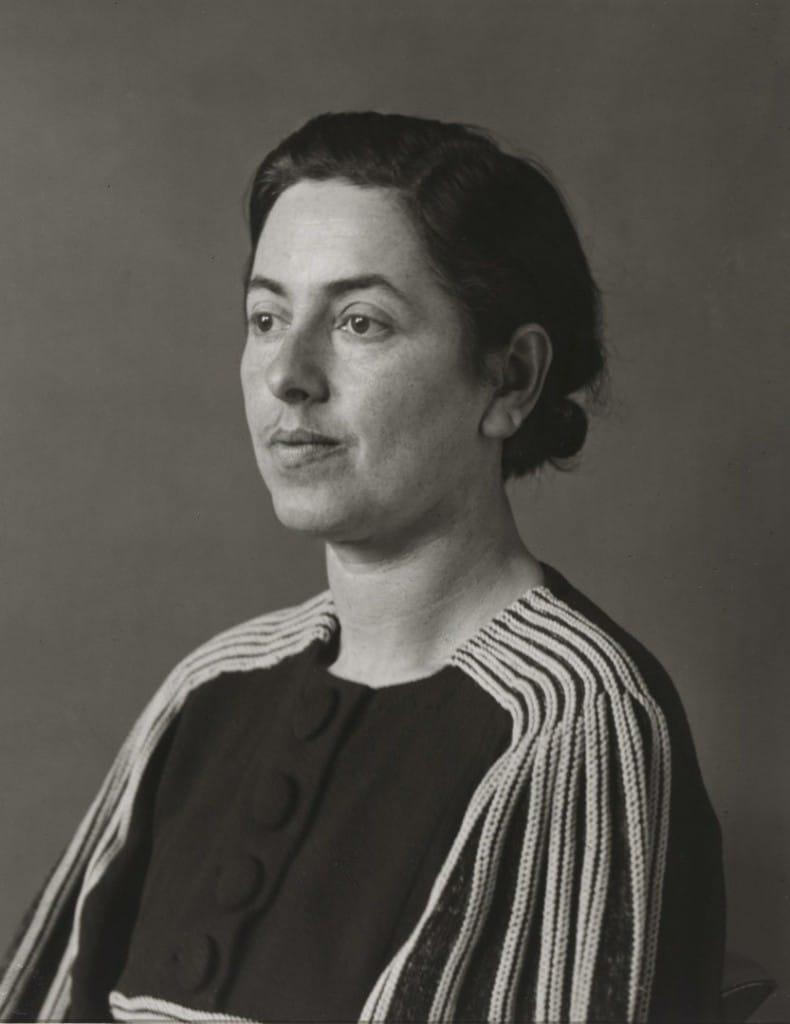 آگوست زاندر. قربانی آزارگری، حوالی 1938