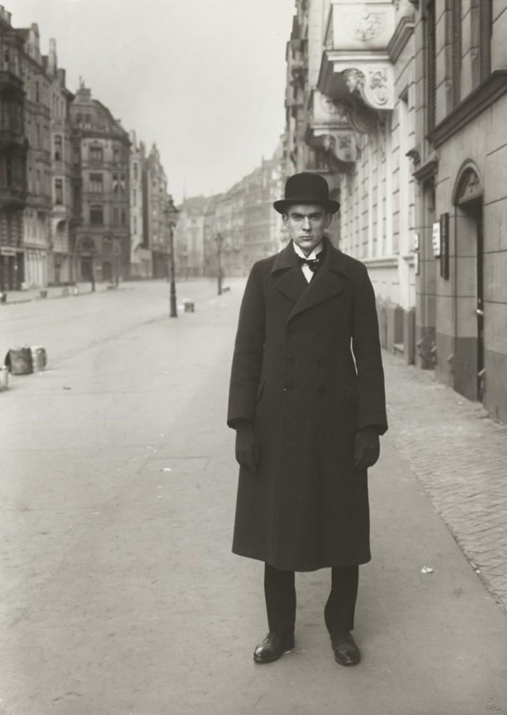 آگوست زاندر. نقاش [Anton Räderscheidt]، 1926