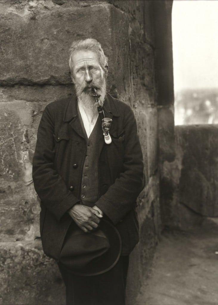آگوست زاندر. استاد سقفساز، 1930