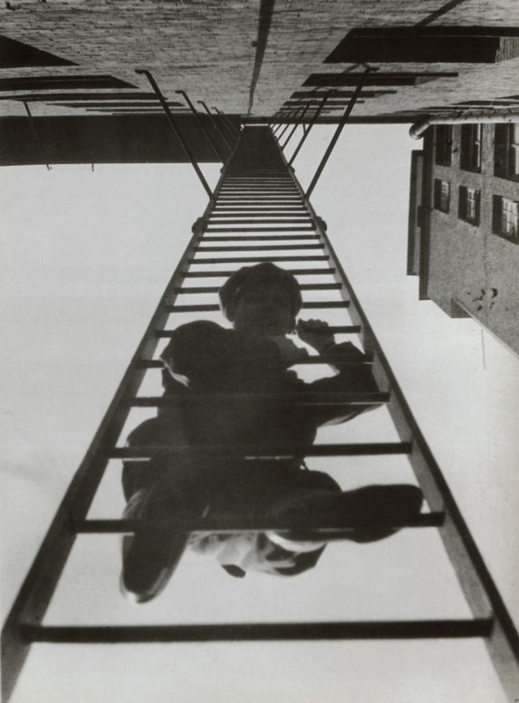 الکساندر رودچنکو. پلکان فرار، 1925