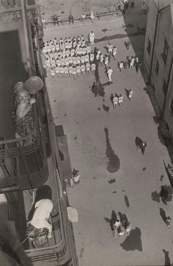 الکساندر رودچنکو. گردهمایی برای تظاهرات، 1928 – 1930