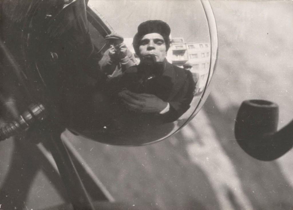 الکساندر رودچنکو. شوفر، 1929