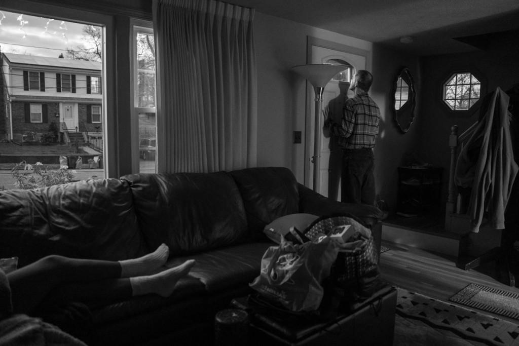 Billy Hickey. از مجموعهی «چگونه بودیم». رتبه اول بخش مجموعهعکس مسابقه عکاسی سیاه و سفید لنزکالچر 2020