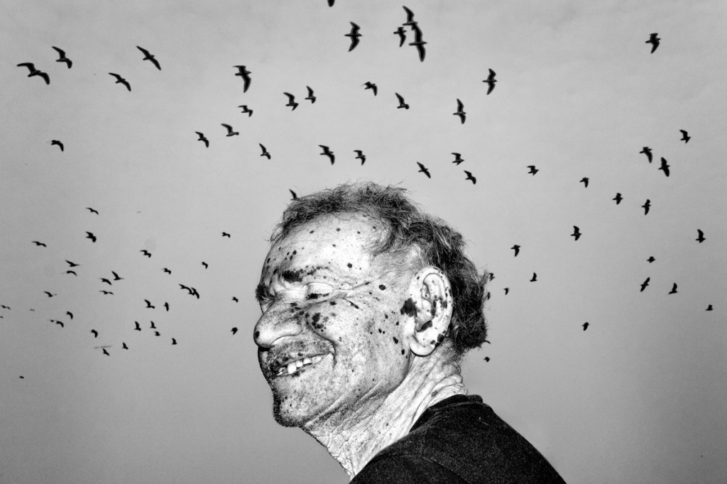Deepak Kumar. «دنیای درونت». رتبه دوم بخش تکعکس مسابقه عکاسی سیاه و سفید لنزکالچر 2020