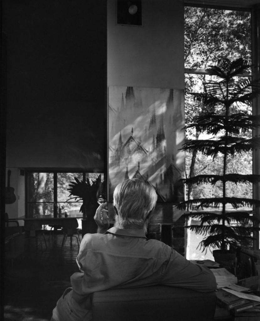 یوسف کارش. ادوارد استایکن (عکاس)، 1967