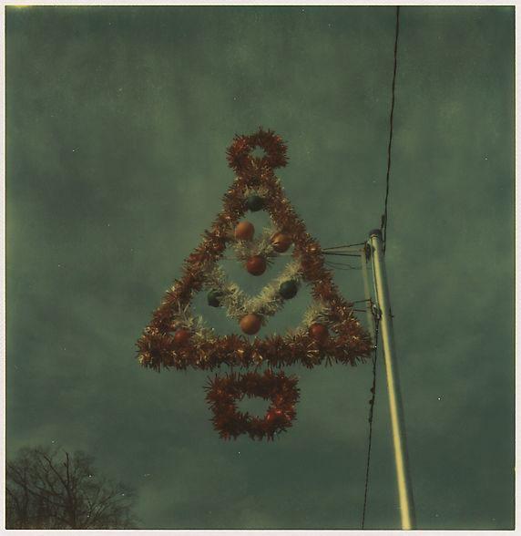 واکر اونز. درخت کریسمس، 1973 – 1974