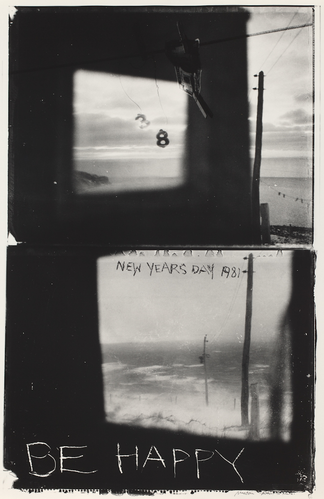 رابرت فرانک. روز سال نو، 1981