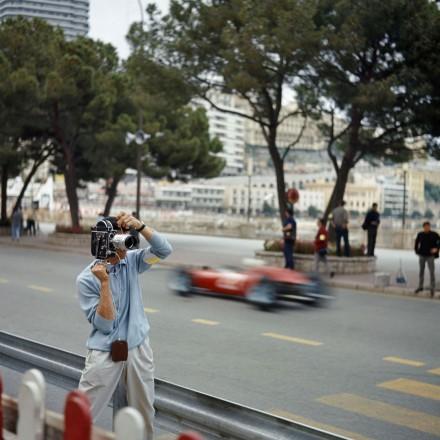 نمایشگاه مجازی عکسهای رنگی دیدهنشده ژاک آنری لارتیگ