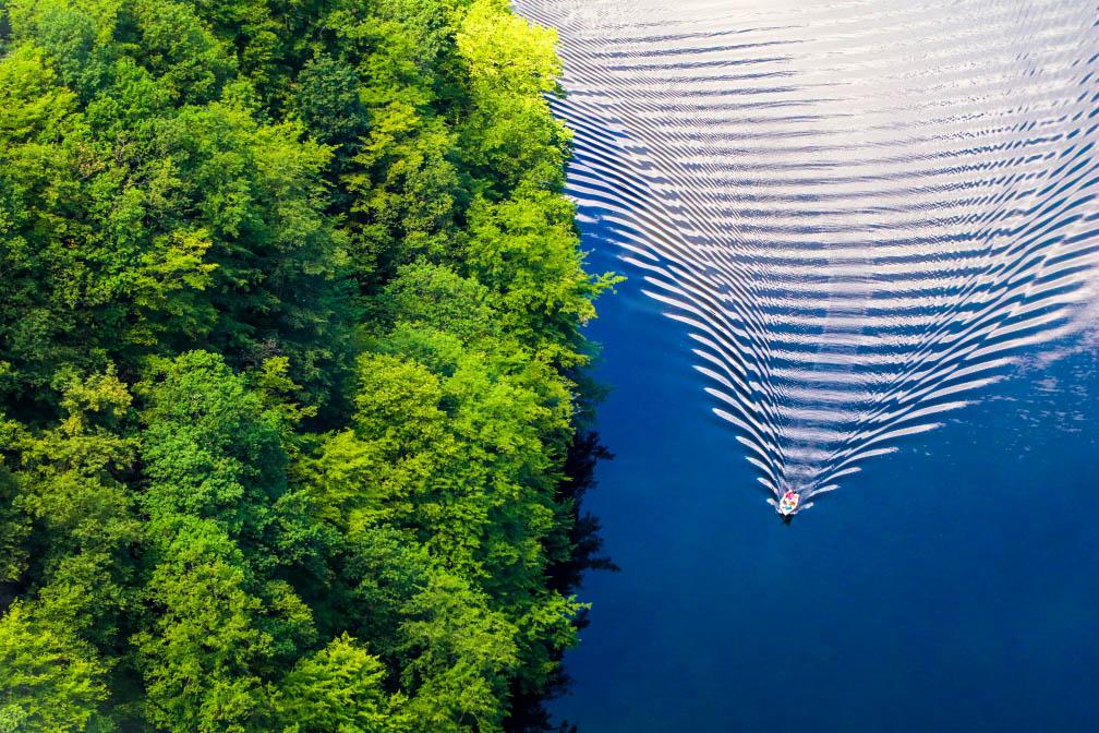 Zdeněk Picpauer. دسته عکسهای هوایی. از برندگان ماه می 2020 مسابقه عکاسی CEWE Photo Award 2021