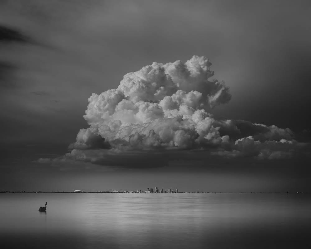 Matt Stanman از آمریکا. از آثار شایسته تقدیر ژانر «منظره» بخش آماتور، در مسابقه عکاسی مونو کروم 2020