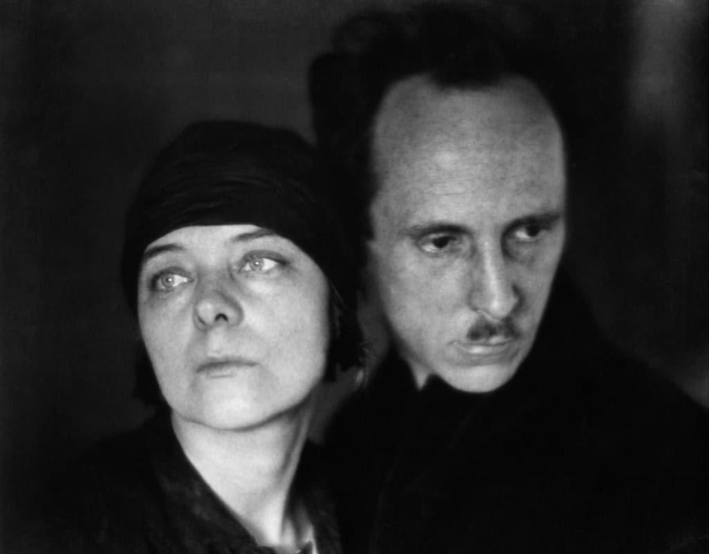 ادوارد وستون و مارگارت، 1922